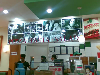 sbarro 1 Sbarro at Ayala Mall Cebu