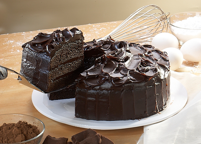 How Do You Make Chocolate Fudge Cake Filling