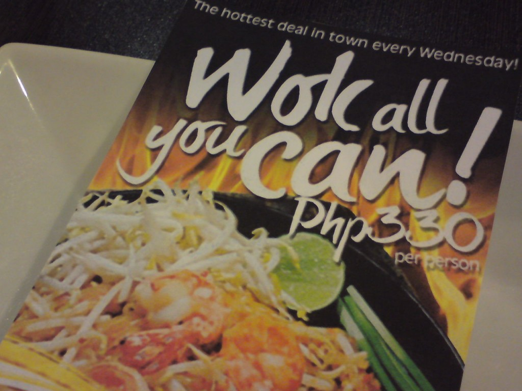 Wok All You Can