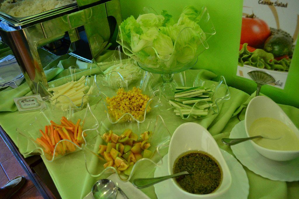 Zabs Buffet - Salad Bar