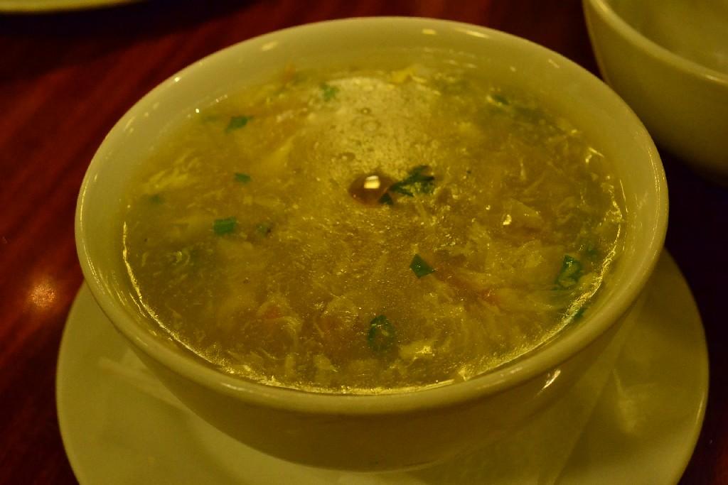 Gerry's Grill Abreeza - Nido Soup