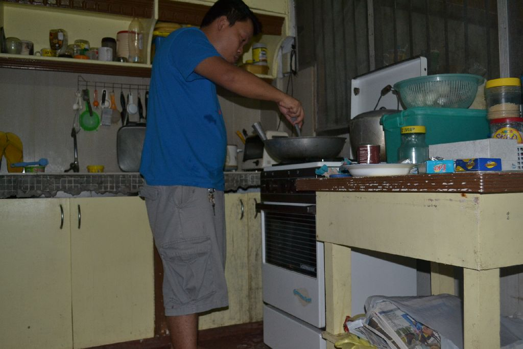 Food Blog Philippines - Cooking Spaghetti White Sauce