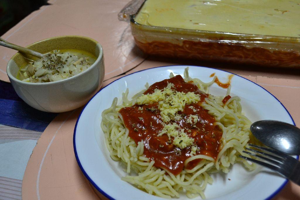 Food Blog Philippines - Spaghetti - 2