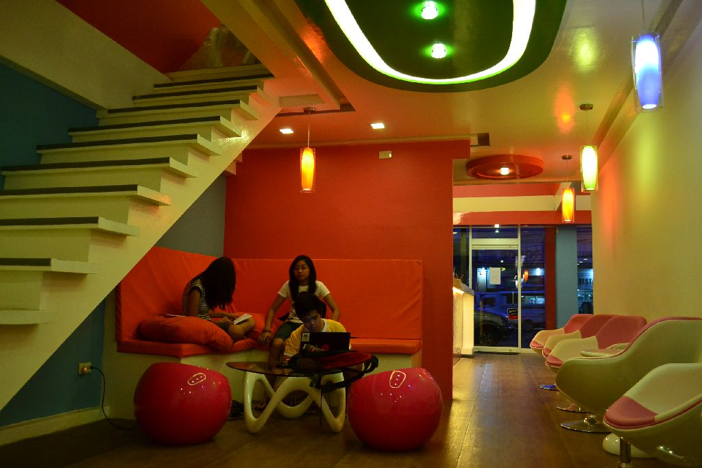 SenCha Fresh Tea Sensations - Interiors 2