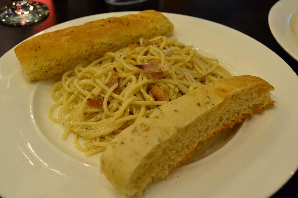 Cafe Aurora - Bulad Pasta - 2