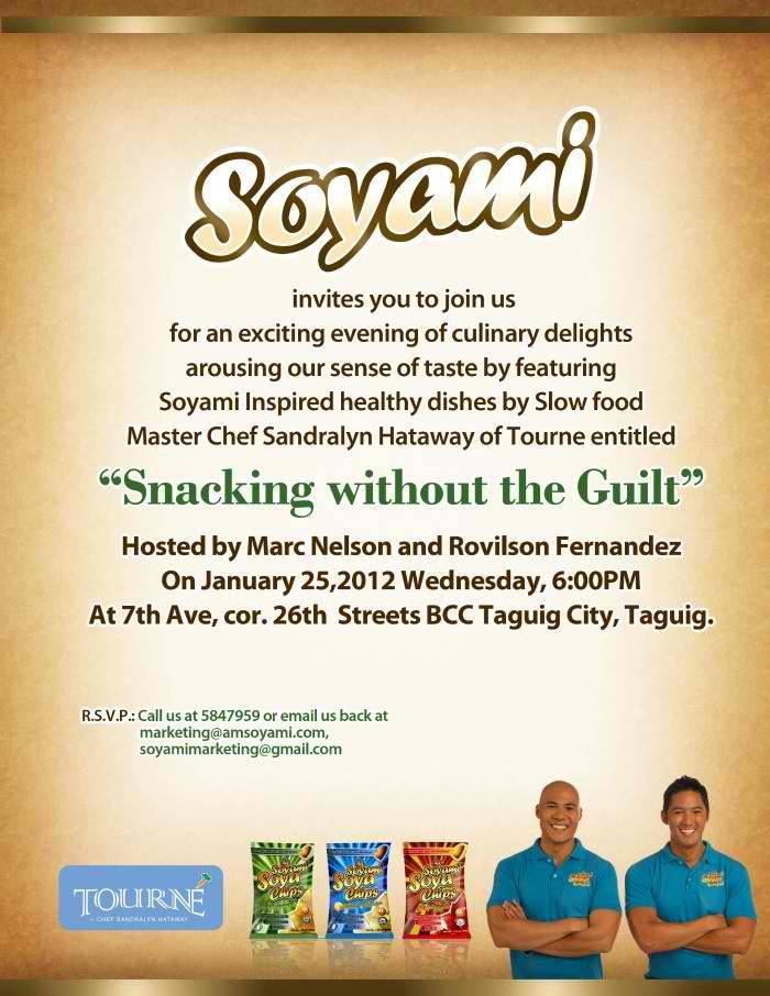 Soyami Guilt Free Snacks