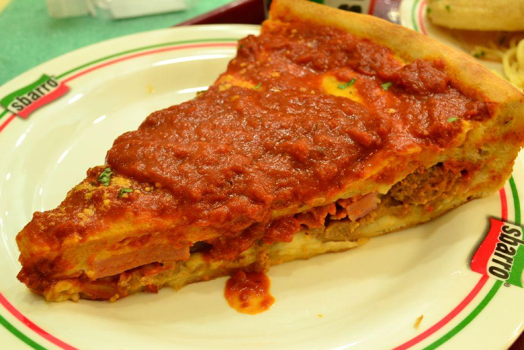 Sbarro  - Chicago Deep Dish