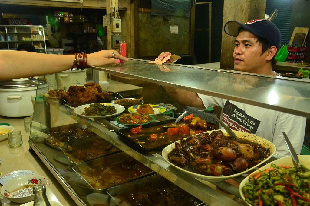 Paz Eatery - Order Please