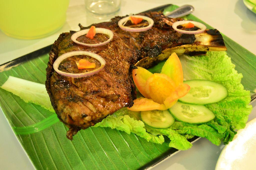 E.Y's Tuna - Grilled Panga
