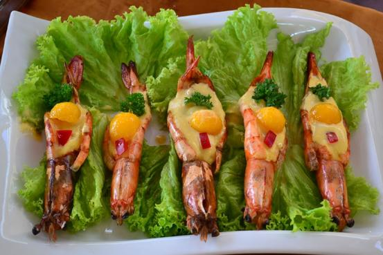 Shrimp Mango Sauce recipe