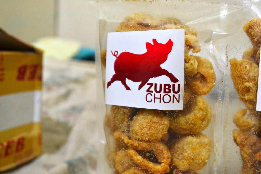 Zubuchon Chicharon 04 Unboxing Zubuchon Chickaron Package from Cebu