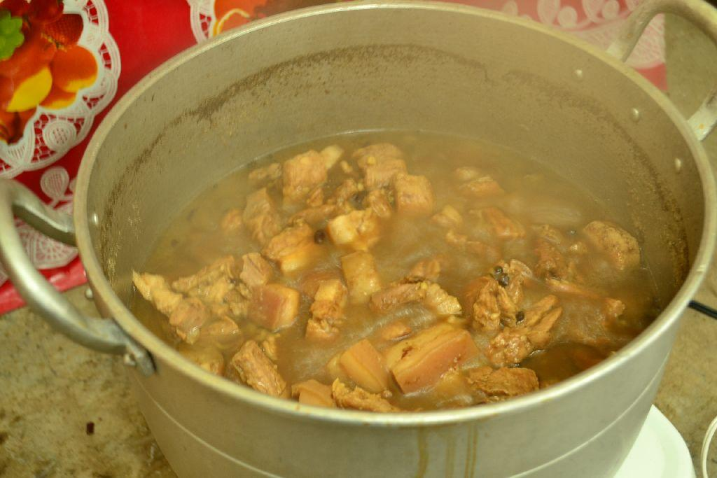Pork Humba Recipe Food Blog Philippines - Food destinations and recipes