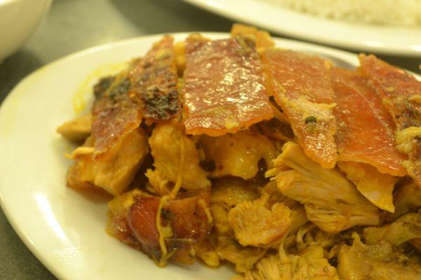 Spicy Zubuchon