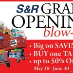 S&R Davao Membership Shopping