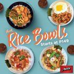 Max Rice Bowls 2019
