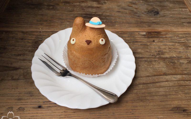 Totoro Cream Puffs